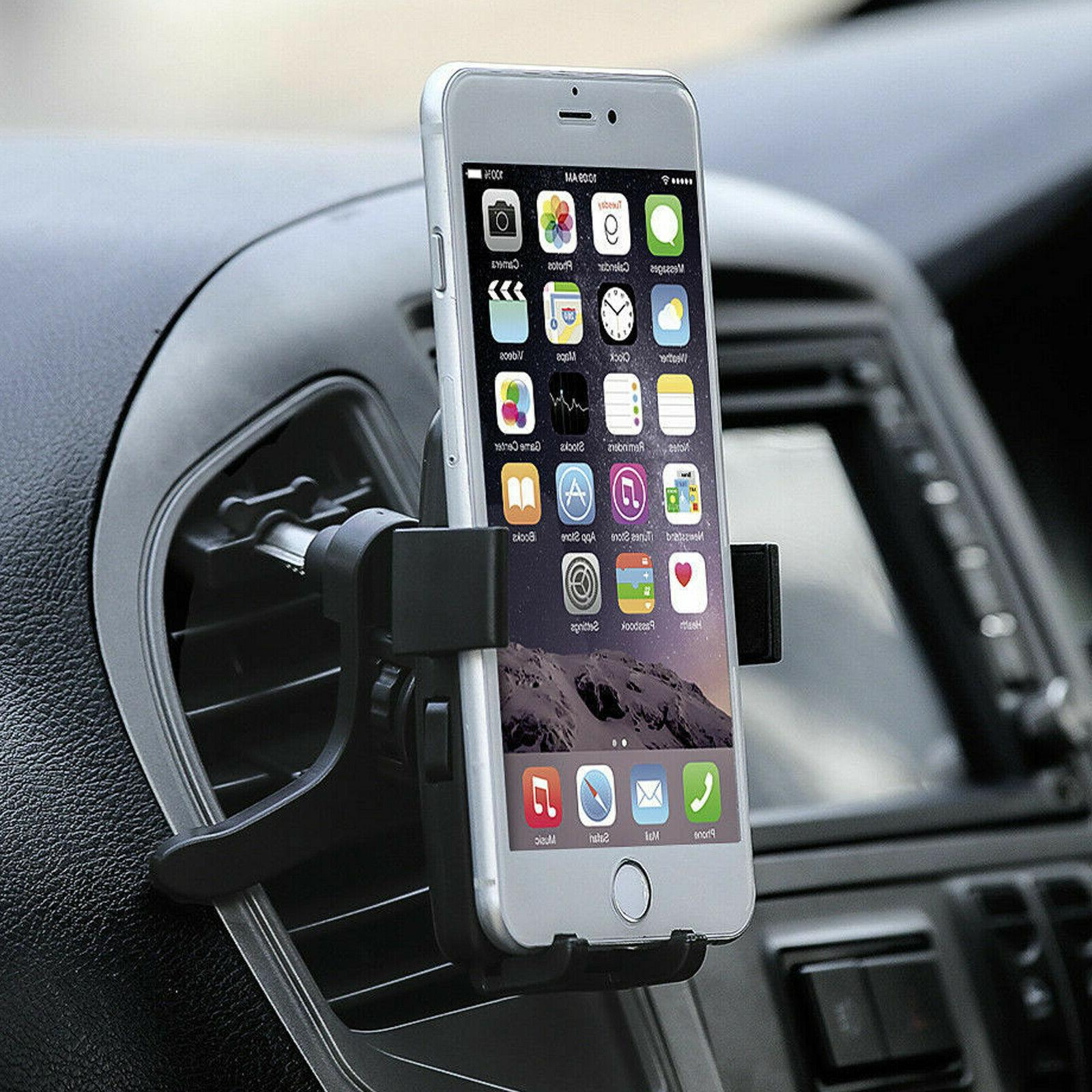 360 car mount holder stand air vent