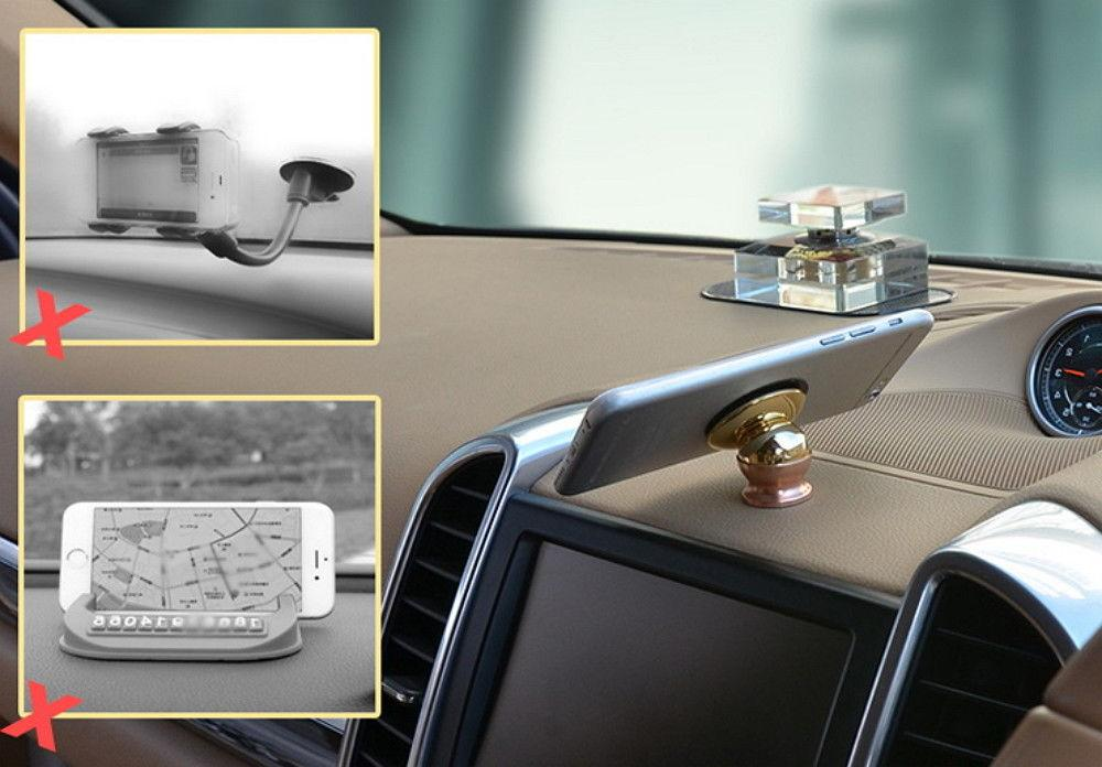 360 Degree Magnetic Dash Mount Holder Universal