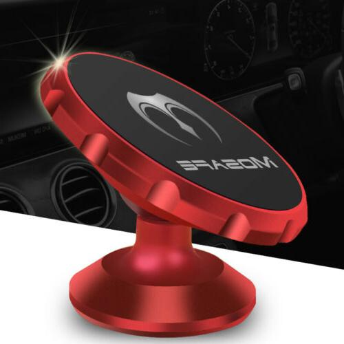 360 degree magnetic car mount holder air