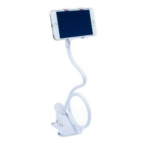 360° Flexible Lazy Cell Phone Bed Bracket Mount Stand