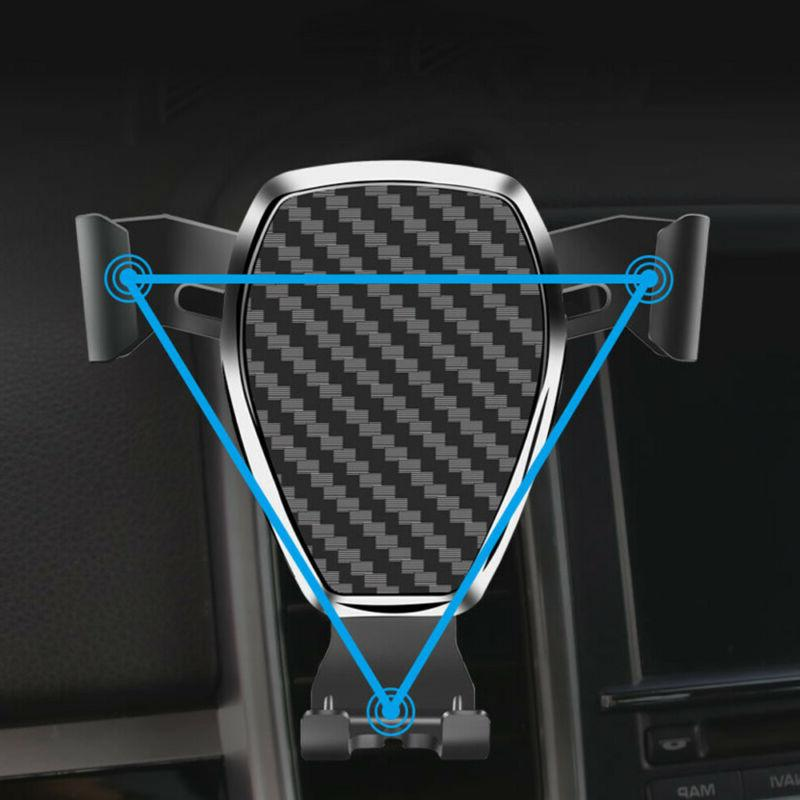 360° Car Phone Holder Air Stand 8
