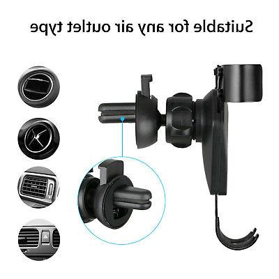 360° Car Holder Air Vent Mount Stand for 8 Samsung S9