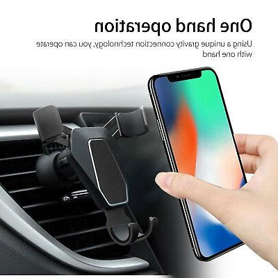 360° Gravity Car Holder Stand for 8