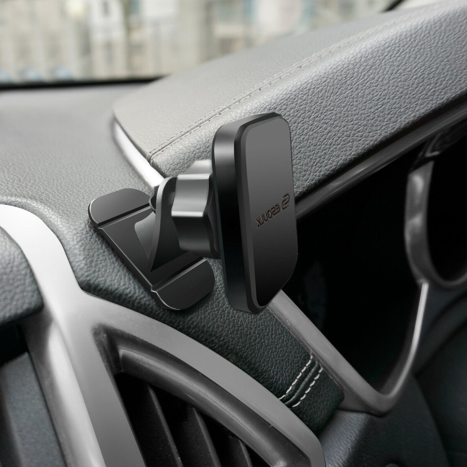 Esoulk Magnetic Mount Holder On Phone