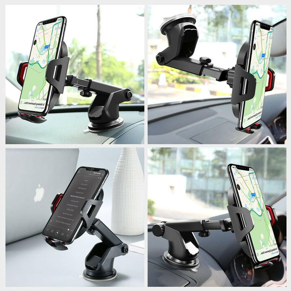 Windshield Stand Cell iPhone Samsung