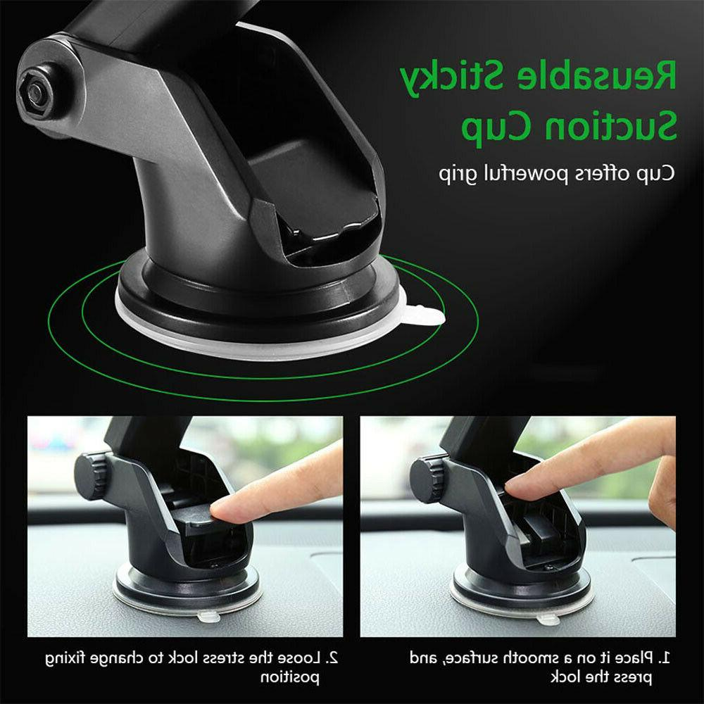 360° Car Windshield For Cell Phone Samsung