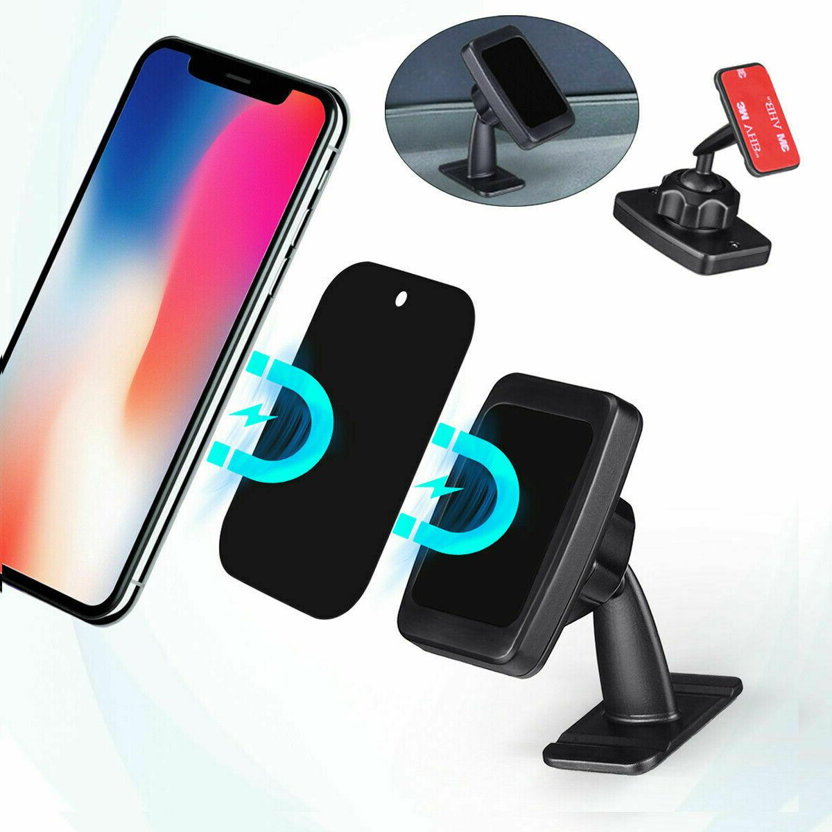 360 strong magnetic car cell phone mount