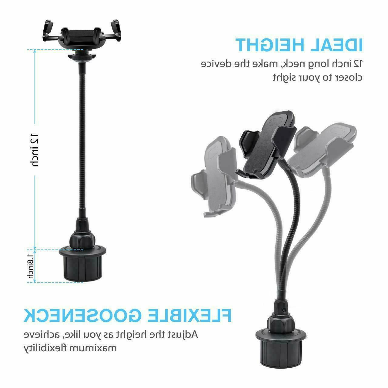 360° Universal Cradle Cell GPS