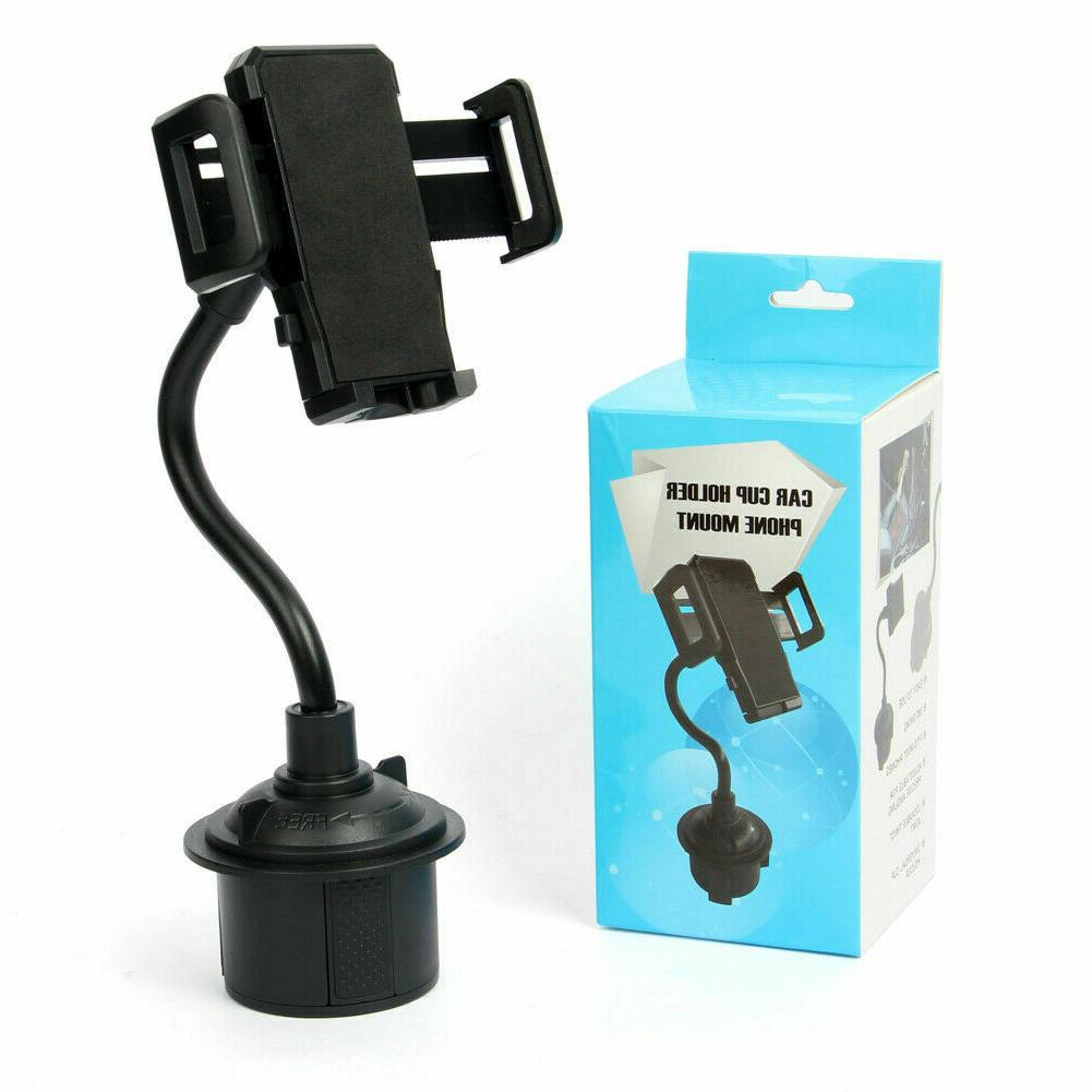 360° Mount Windshield Cradle For Phone GPS