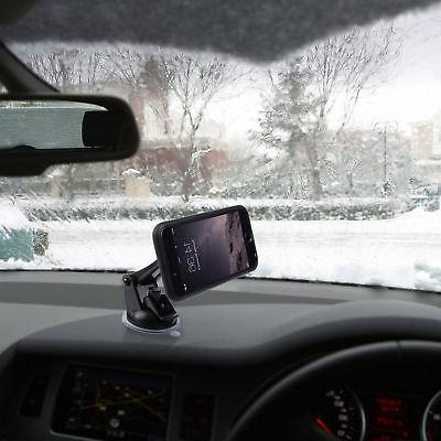 360º Windshield Suction Cup Holder