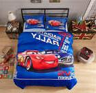 4 5 pcs mcqueen cars print bedding