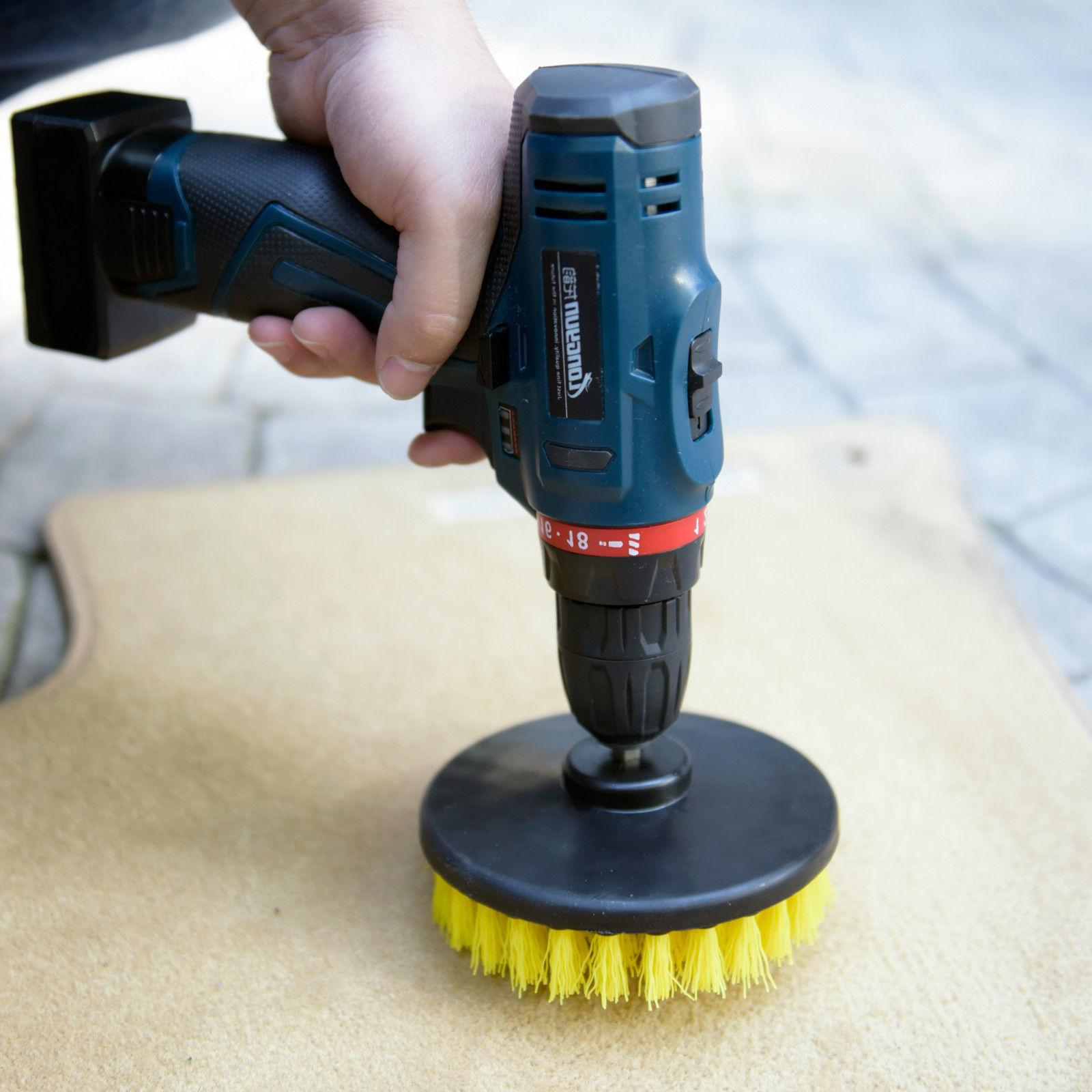 5 inch drill for Carpet wall and cleaning DUTY