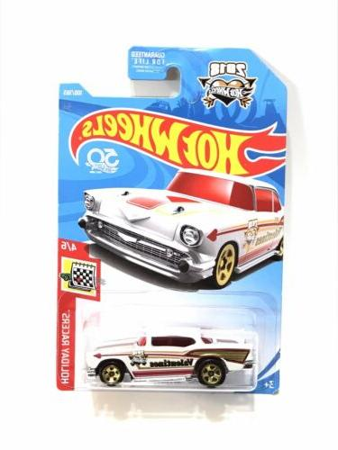 57 chevy valentines day toy car