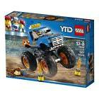 LEGO 60180 City Monster Truck Building Kit 192-pcs  Brand Ne