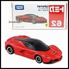 TOMICA 62 LaFerrari 1/62 TOMY DIECAST CAR 2018 AUG NEW MODEL