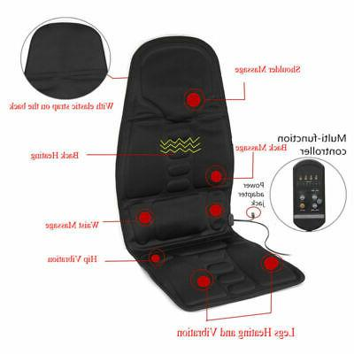 8 Mode Seat Cushion with Neck Home Car