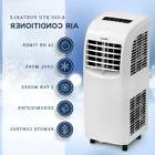 8,000 BTU Portable Air Conditioner Cooling A/C Cool Fan indo