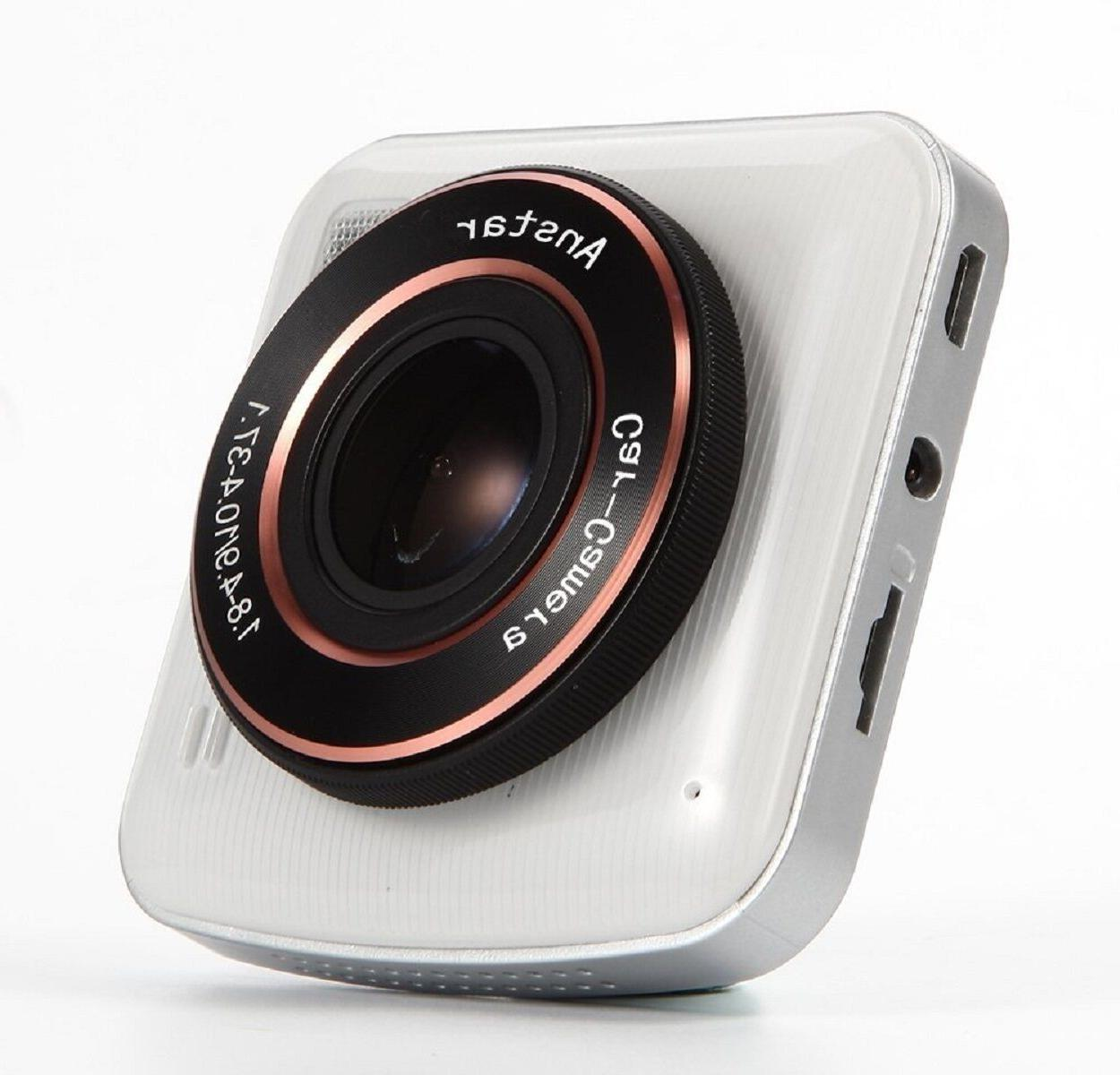 DASH CAM CAMERA FOR CARS VIDEO RECORDER DVR ANSTAR Charger a