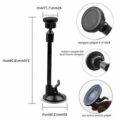 Magnetic Car Mount Holder Dash Stand For S9