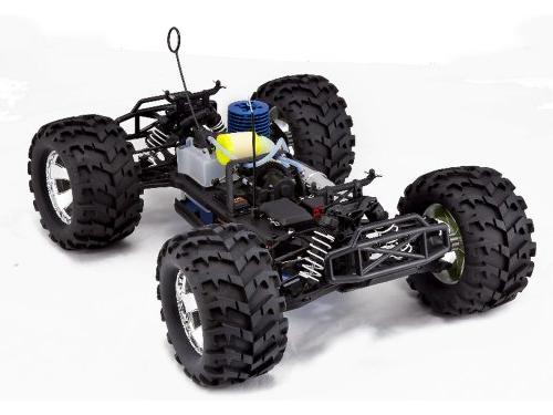 Redcat Racing Earthquake Monster Truck Nitro with Red/Black