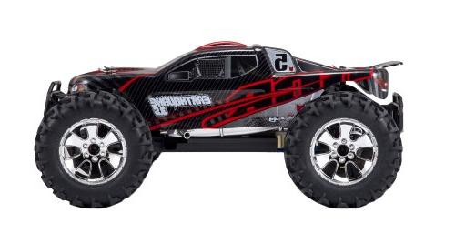 Redcat Monster Truck Nitro with Radio Red/Black