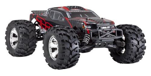 Redcat Monster Nitro with Radio Red/Black