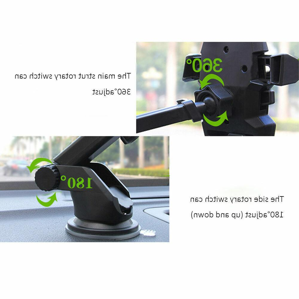 Universal Windshield Dash Stand for GPS