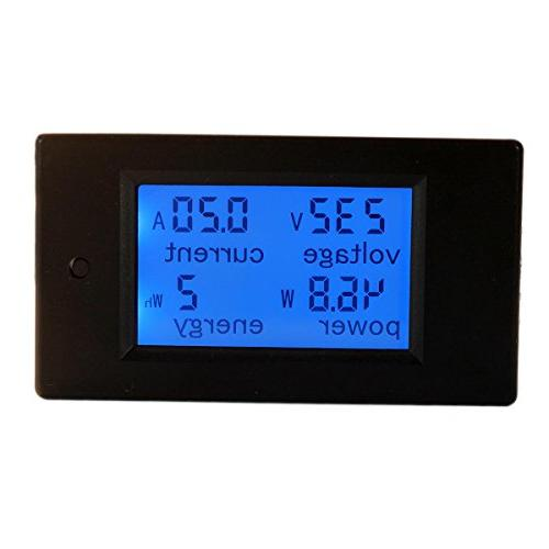 ac 100a pzem 061 display