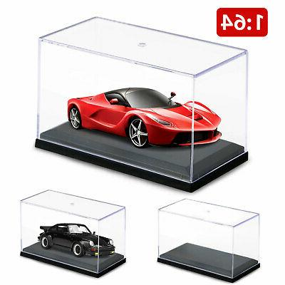 acrylic display case for 1 64 scale