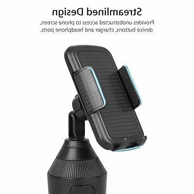 Adjustable Cup Holder Mount Phone Universal Cup