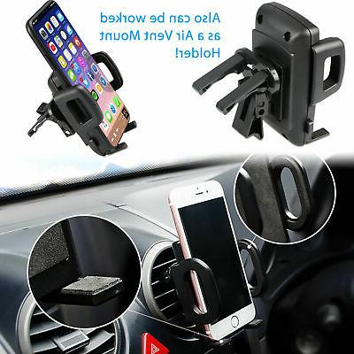 Auto Car Rearview Mirror Mount For Phone Universal