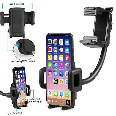 Auto Car Rearview Mount Holder Cradle For Universal