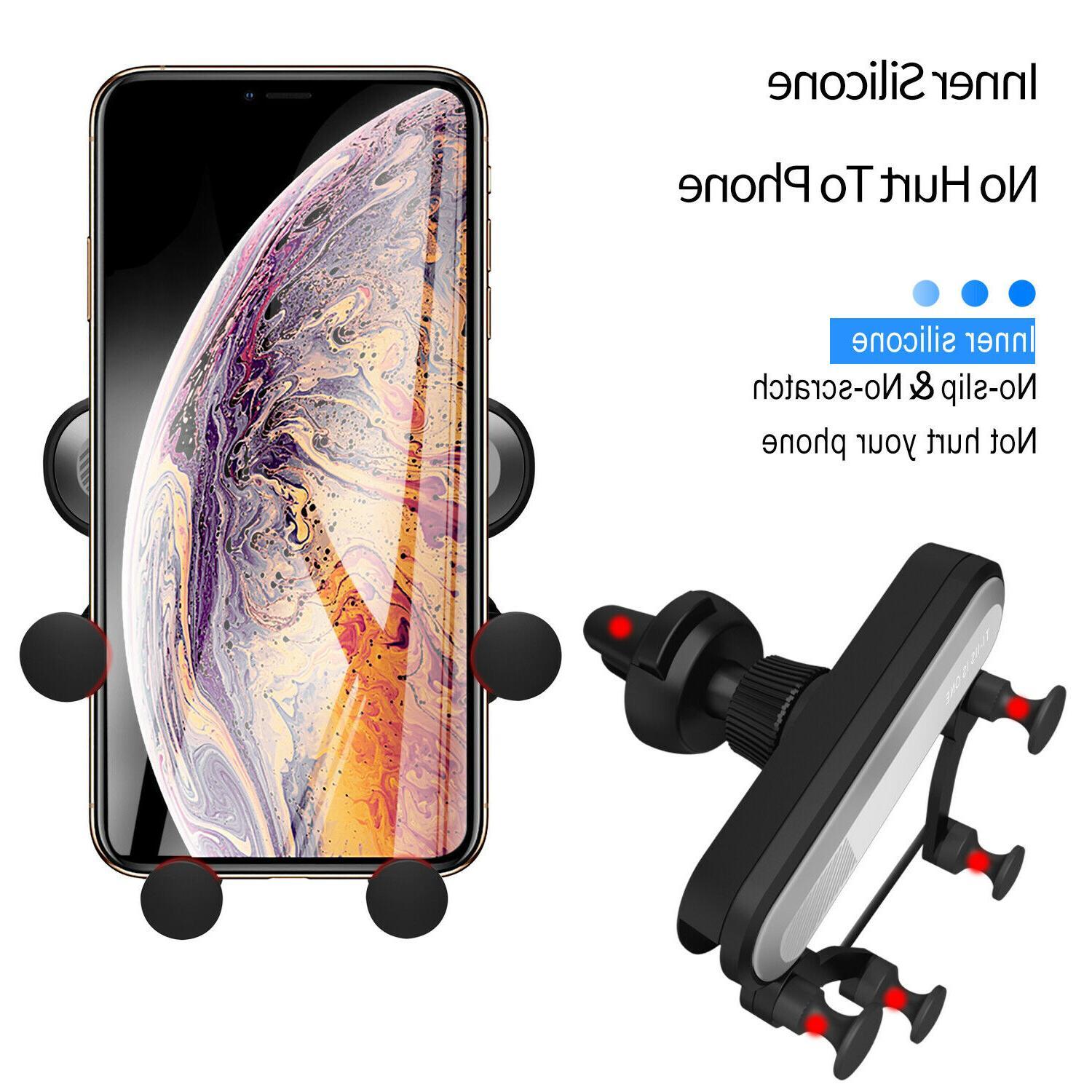 Auto Grip Car Vent Stand For