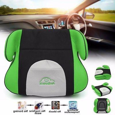 Backless Booster Seat Chair Backless Heightening Pad Baby Children