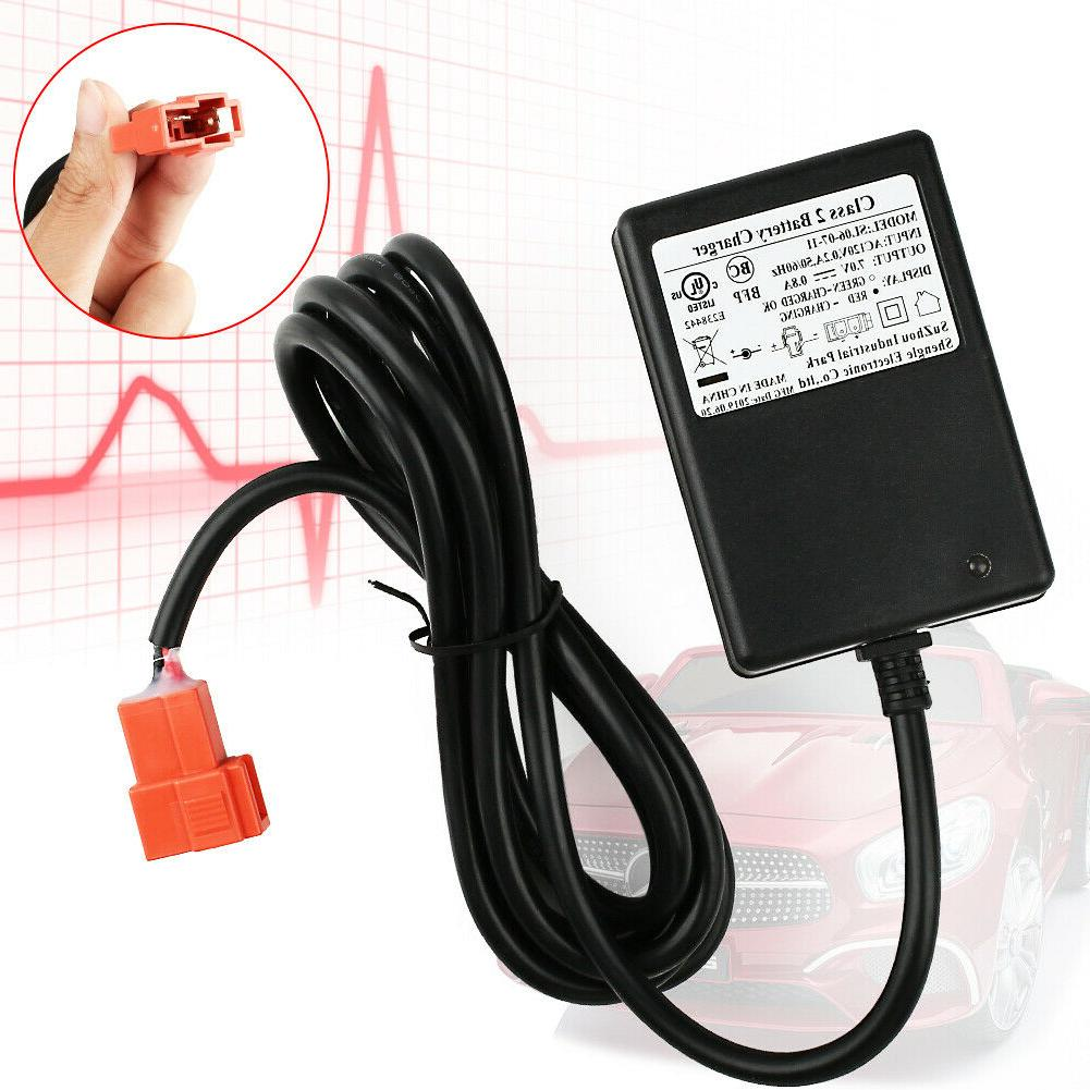 Battery Charger for Kids Ride Kid BMW X6 X5