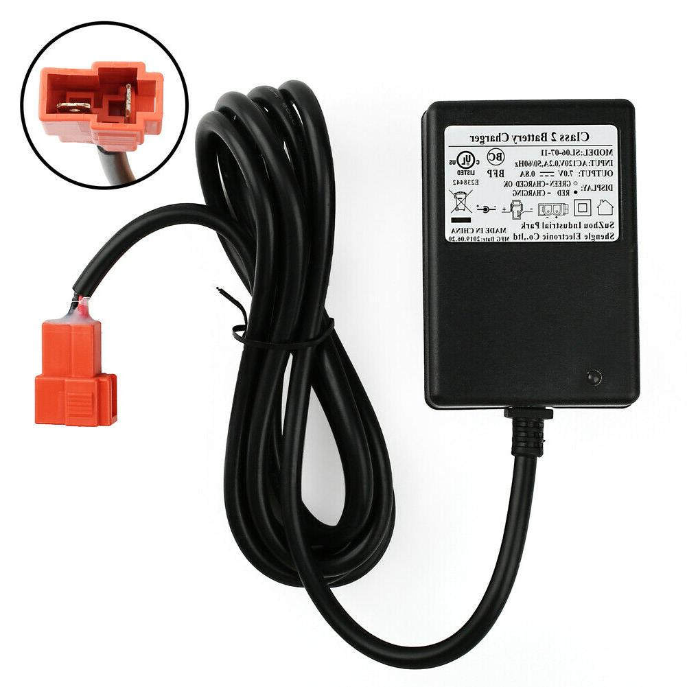 battery charger for 6v kids ride on