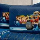 Blaze and the Monster Machines Truck Cars Sheets TWIN 3PC Gi