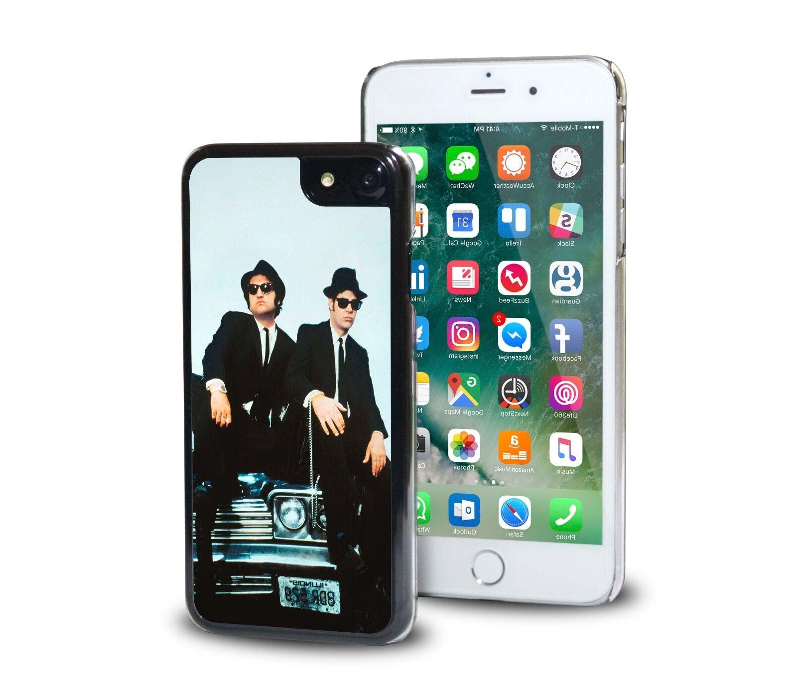 blues brothers car phone case cover