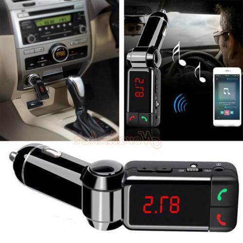 Bluetooth FM Handsfree US
