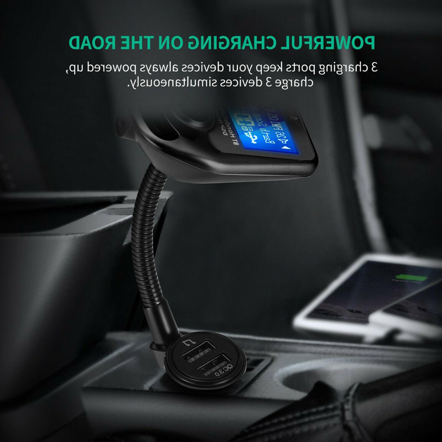 Bluetooth MP3 Player Charger
