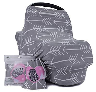 breastfeeding nursing cover baby car seat cover