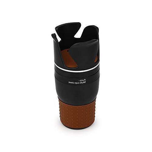 bud car cup holder adapter