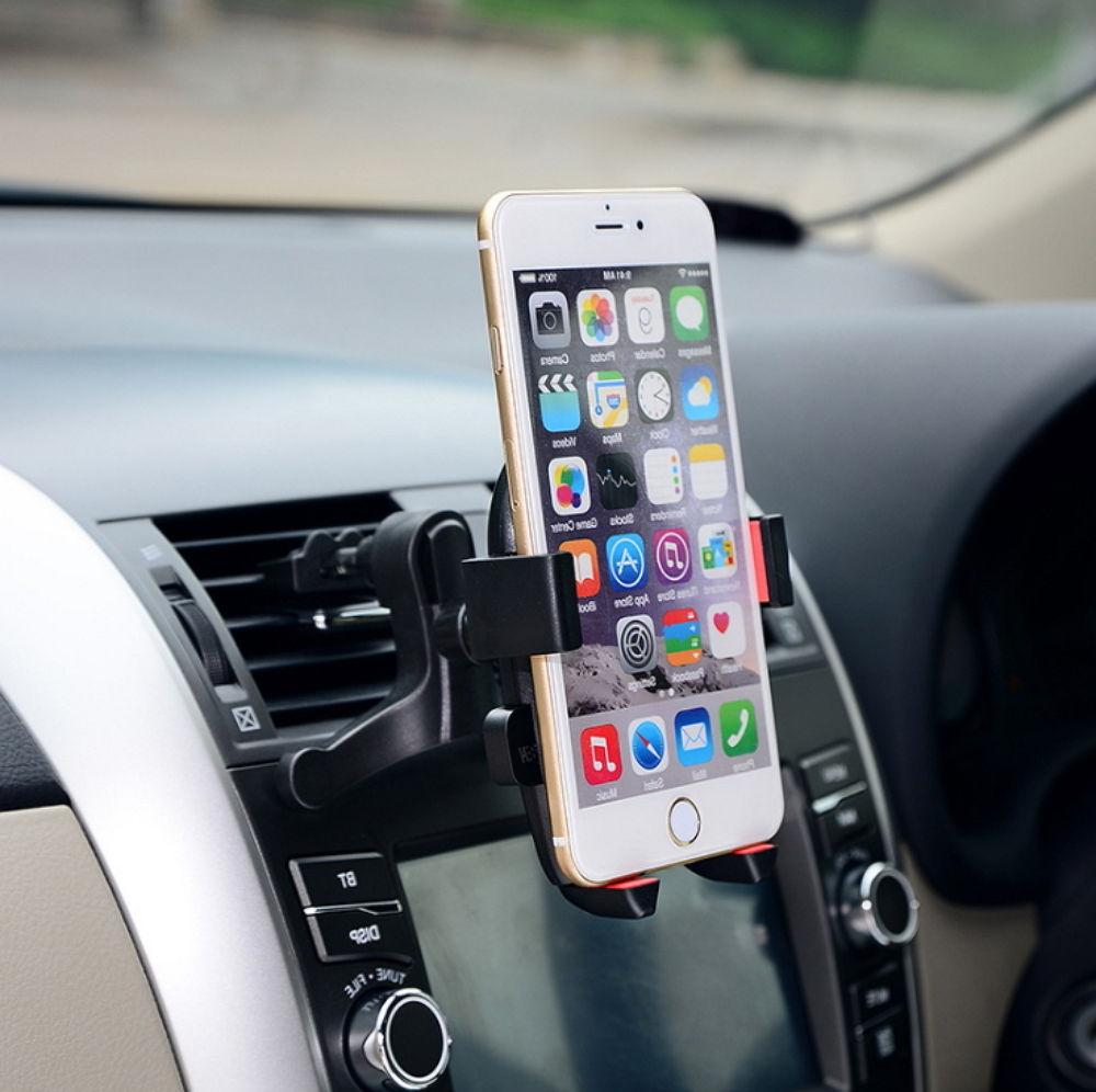 car air vent mount cradle holder stand