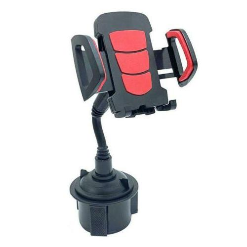 Car Cup Holder Cradle Universal Cell Phone iPhone