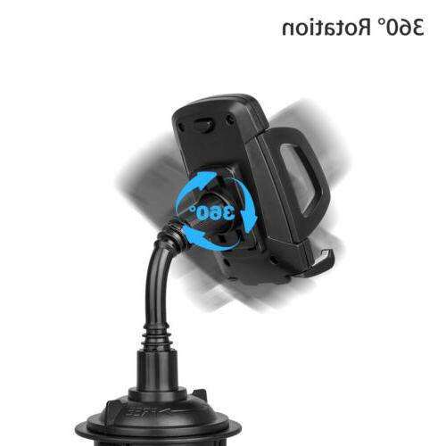 Car Mount Cup Cradle Universal Cell
