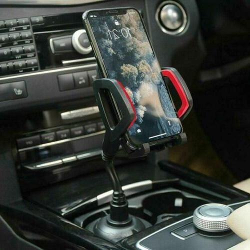 Car Mount Adjustable Cup For Universal Cell Phone