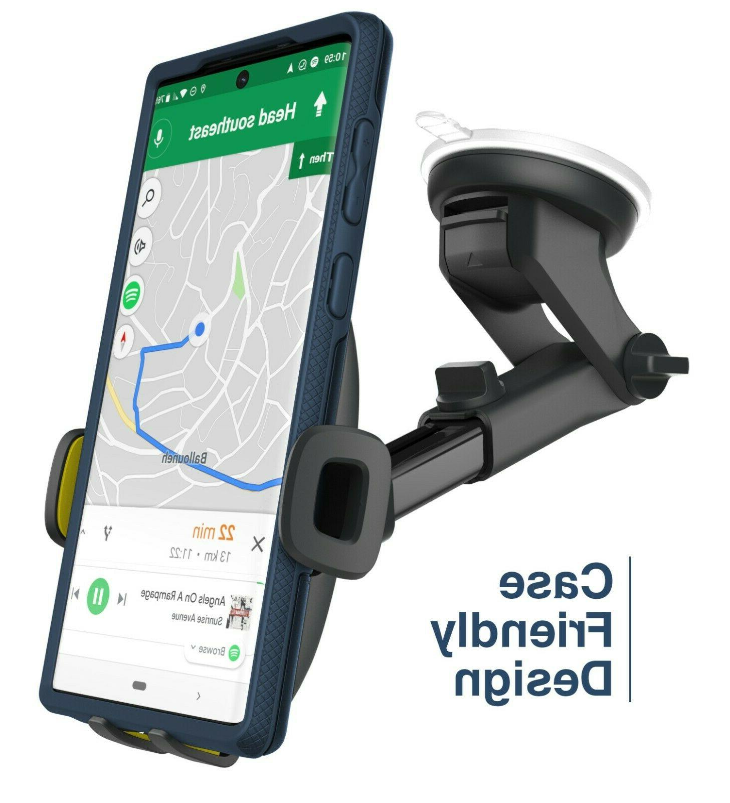 Car Phone Mount for Galaxy S9/S10/S20 Plus/Note 10/20 Ultra