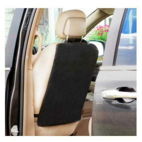 Car Seat Back Protector Kick Pad Dirty for Kids-LIN