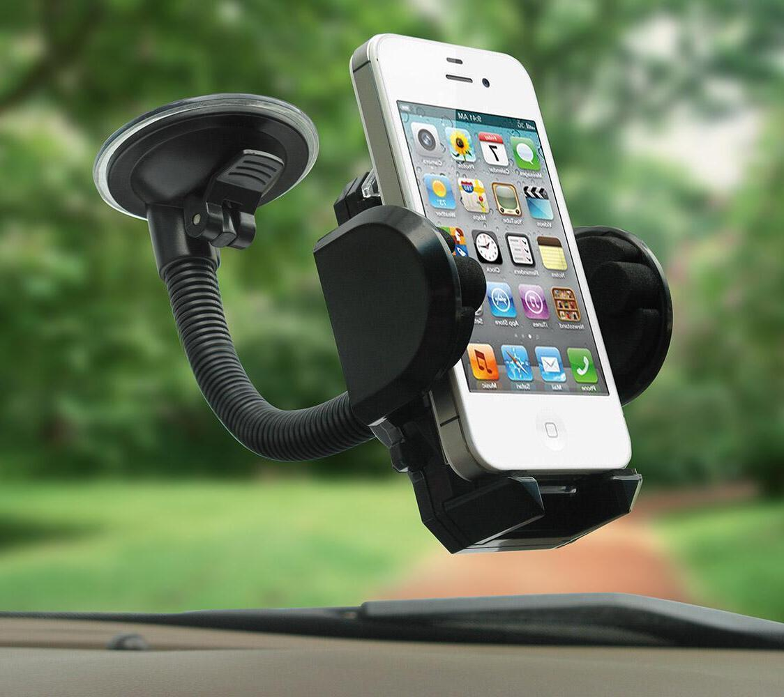 360° Windshield Holder iPhone Phone GPS