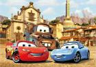 cars 2 the movie 3d lenticular poster
